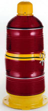 L-864 Flashing Red Beacon  Obstruction Lights