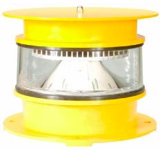 L-864 Medium Intensity Red Beacon 240VAC