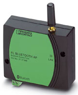 Bluetooth wireless Ethernet-capable automation