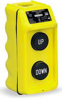 2RIH1M Stop! Push Button