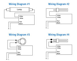 61682_wiring_large 12 volts and 24 volts dc electronic ballast, energy saving ballast central battery system wiring diagram at bayanpartner.co