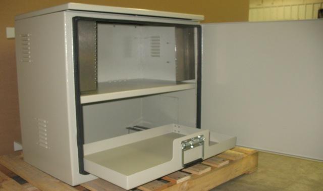 Communication Cabinets Wifi Enclosure Wifi Shelter Wifi