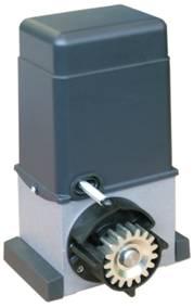 Industrial Sliding gates motor 12/24 VDC 400Kg.