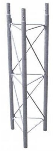 Freestanding Tower Kit 16 Ft, Tower 16 Foot Free Standing, Self Supporting Tower Ki, Hinged Base plate, 16 Foot Antenna Tower