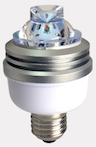 E27 LED Lamp  Obstruction Light