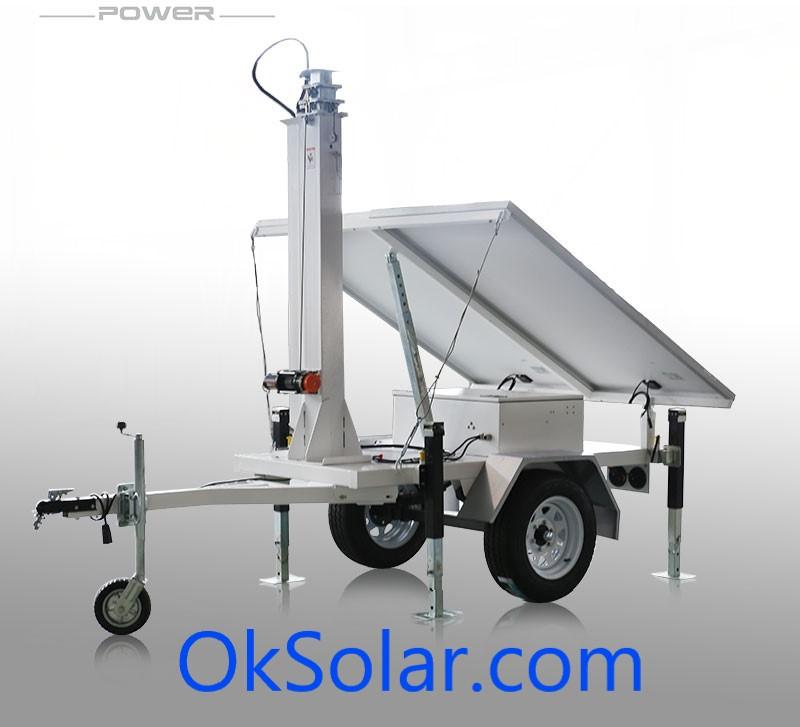 Solar Trailer Basic