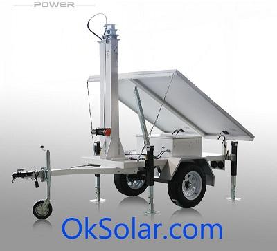 Solar Light Tower Basic