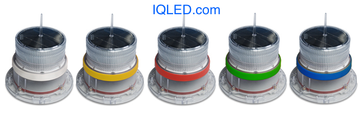 Marine Navigation Lights: Waterproof and Multicoloured Lighting for Airfields