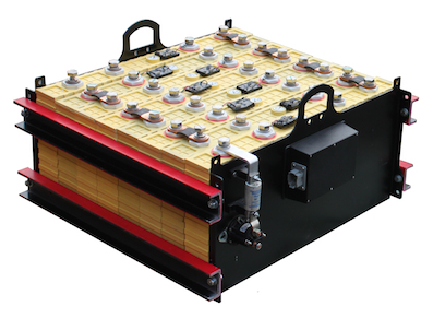 Military Energy Storage Lithium Batterie 9 KWH