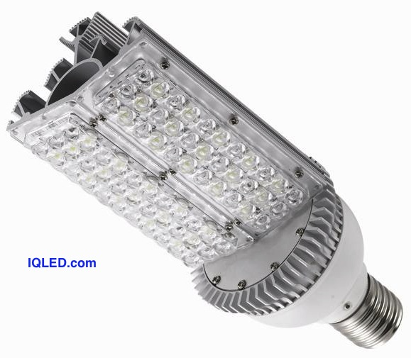 LED Street Light, E40 Retrofit LED Street Light, Design to Replace the Traditional 75W E40 HPS Light Street Light Directly, No Need Change the Cobra Head Casing