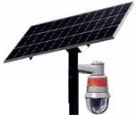 Solar Powered Explosion Proof LED Lights MIL