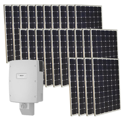 Off Grid Solar Energy for Home 5000 Watts