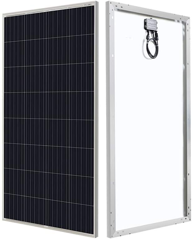 Solar Panel 375 Watts Sold by Container