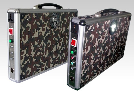 Portable Military Solar Power 20 Watts