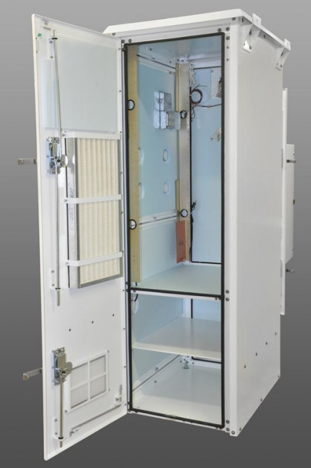Nema Wireless Racking Enclosure For The 4g Lte