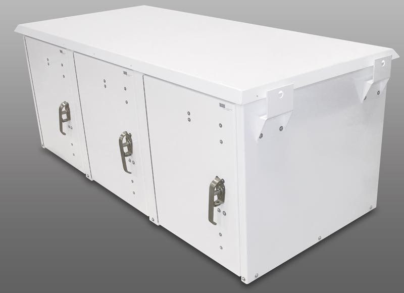 OEM / Vertical Rack Mount Enclosure Manufacturer LTE, 4G, Wimax, Telecom, Security, Traffic, OSP Outdoor NEMA 3, 3R, 4, 4X Cabinet Enclosures