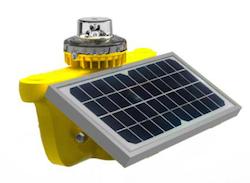 Solar Low Intensity Obstruction Light Type A