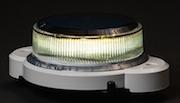 Solar LED Marine Lantern White