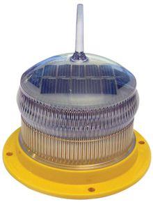 Solar Marine Lantern Yellow