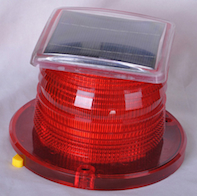 Solar Marine Navigation Light
