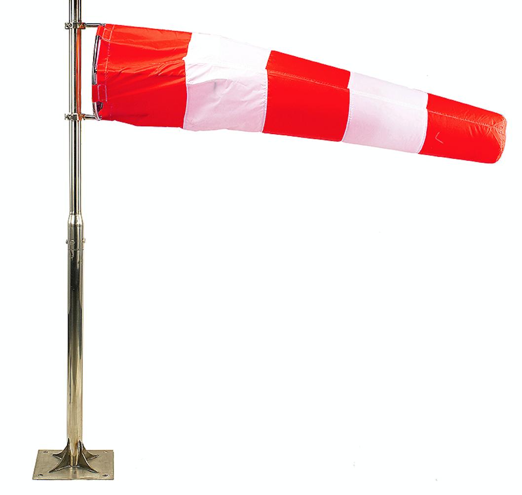 Pole WindCone 806, L-806 Wind Cone Pole, L-807 Wind Cone Pole