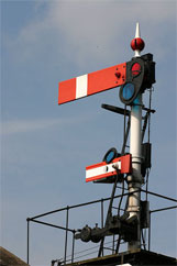 Railroad Crossing Signals BackUp Solar