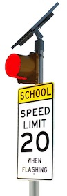 Click Here for More Information on Traffic School Warning Signals