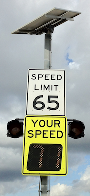 Highway Traffic Calming Your Speed Vehicle Detection