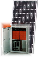 Military Solar Power 12 Volts DC
