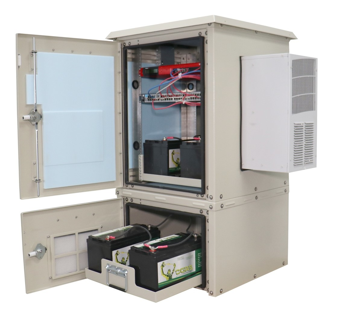 Battery Backup Power Systems for Emergency