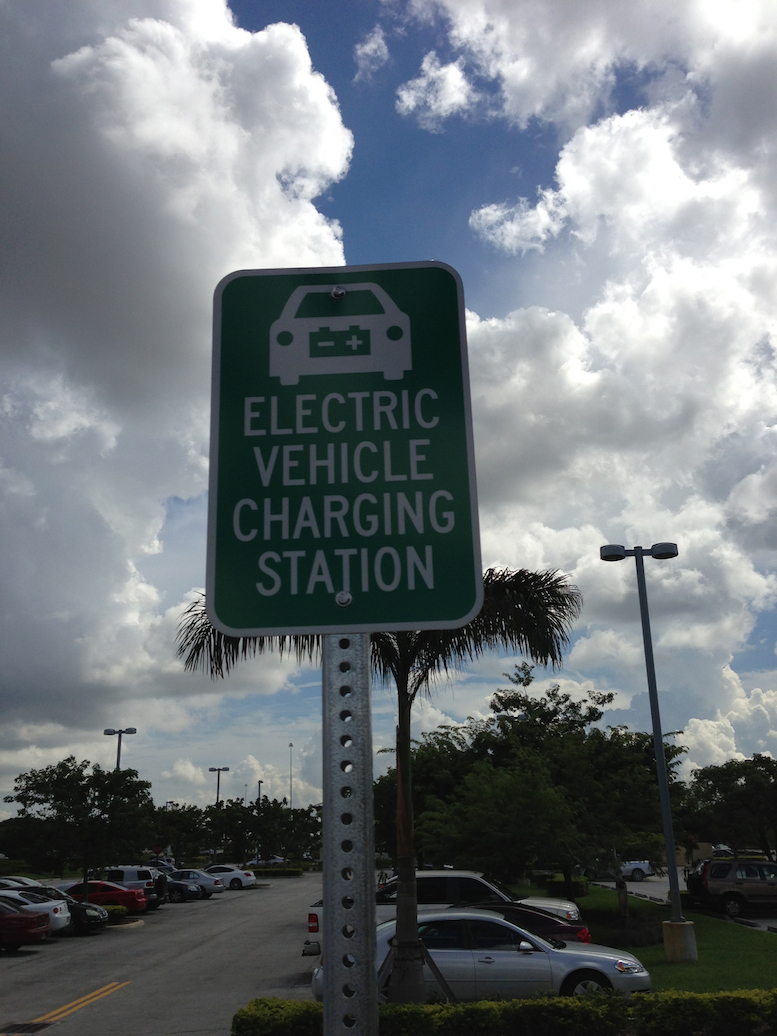 Electric Vehicle Charging Station Solar Powered, How to create a system to Solar Power Electric cars.