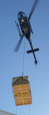 Helicopter Handling Lifting Hooks