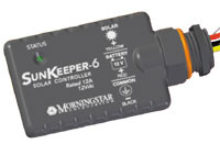 Solar Charge Controller SunKeeper 12A