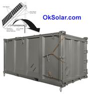 Solar Powered Modular Transportable Airport