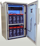 Energy Storage System 24 Volt DC or 48 Volt DC