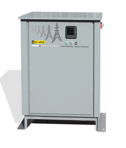 Military Energy Storage System 34kWhr