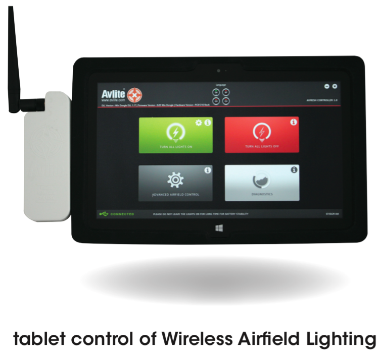 Pilot Activated Lighting Control