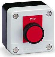 Push Button Stop!