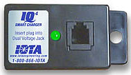 Smart charger controller IQ-4