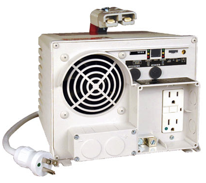 Ambulance/EMS Inverter/Charger with 2 Outlets