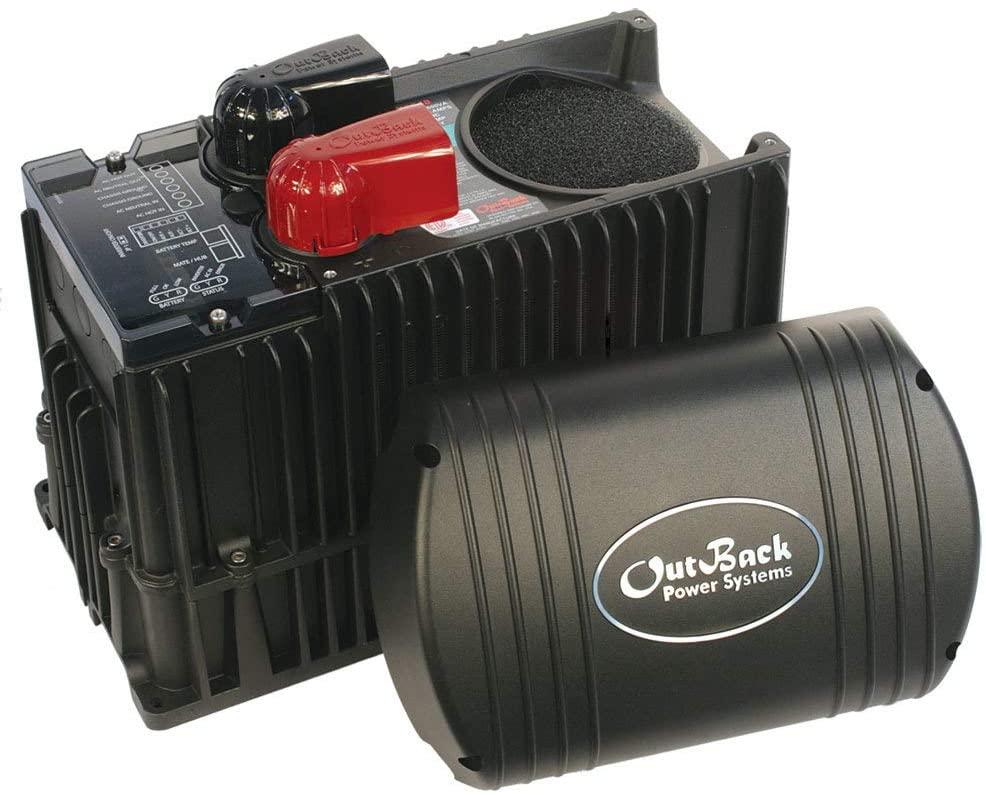 Inverter/charger 24V - 2500 Watts - 120 VAC 60Hz