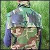 Military Wearable solar powered Uniform