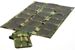 Portable Power Packs our portable power packs are lightweight, foldable power sources for rugged, self-sustaining power