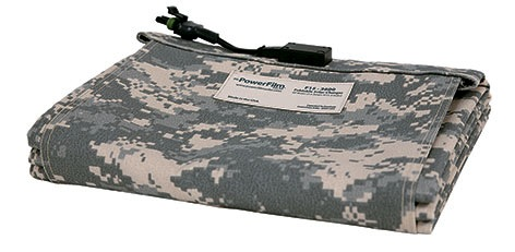 Military Foldable Solar Battery Charger
