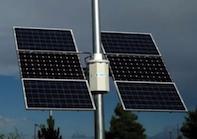 Solar Wind Energy Hybrid wind-solar system