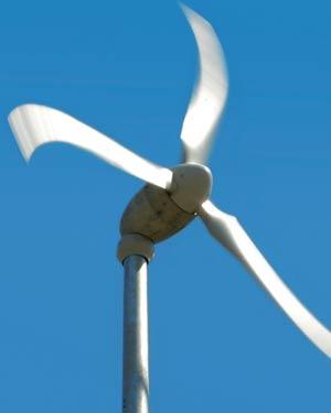 Skystream 3.7 Wind Turbine / Inverter