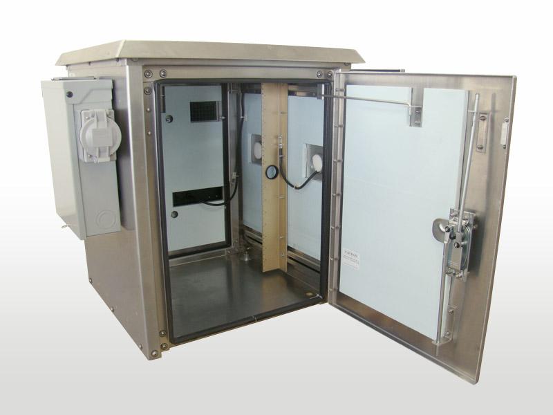 OEM / Vertical Rack Mount Enclosure Manufacturer.