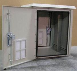 Aluminum Outdoor Cabinet