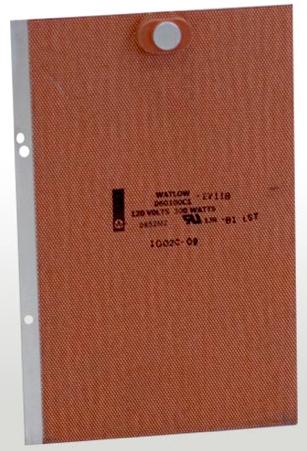 Flex Heater 100 Watt 115VAC OK-100