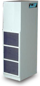 AirConditioner Cooling Enclosure 2400 BTU 230 VAC
